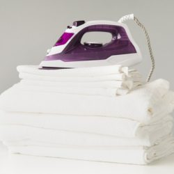 pile towels